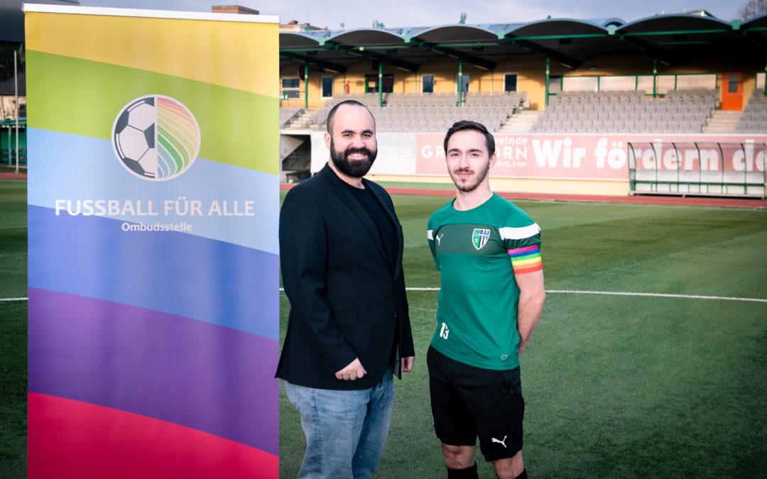 ÖFB und Bundesliga: Auszeichnung für Projekt gegen Diskriminierung
